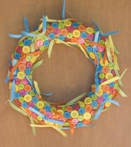 button-wreath-craft
