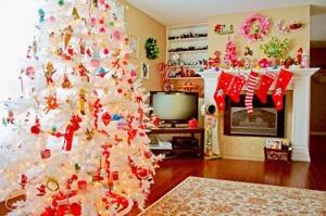 christmas-white-tree