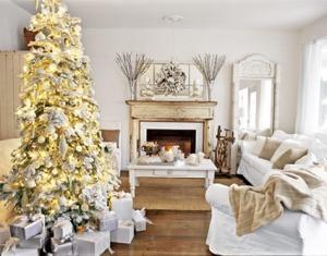 Christmas-white