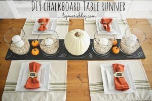 chalkboard-table-runner